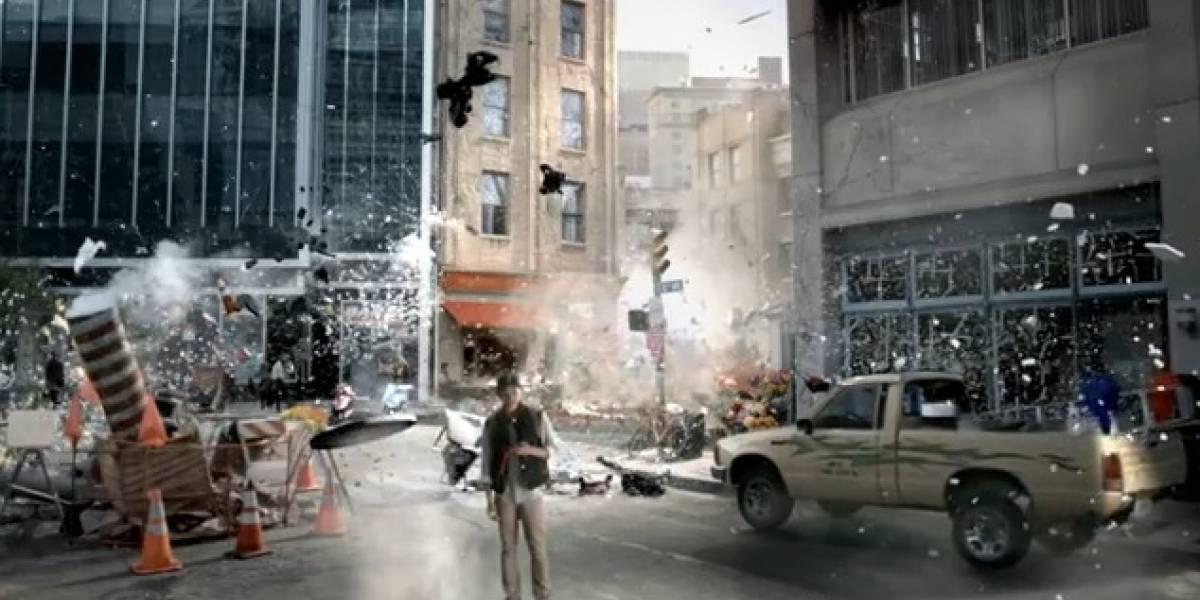 Publicidad de HTC Rezound presume su calidad en audio