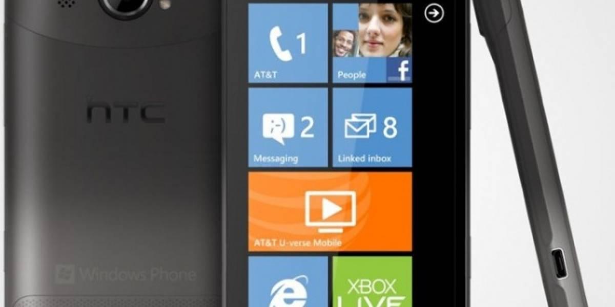 Microsoft podría dejar de lado a HTC en la primera oleada de equipos con Windows Phone 8