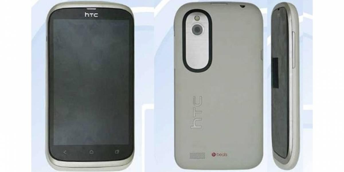 Se filtra en China el HTC Wind T328w