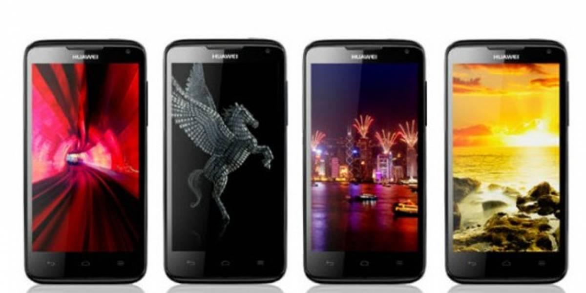 Ascend D Quad de Huawei se retrasa hasta agosto