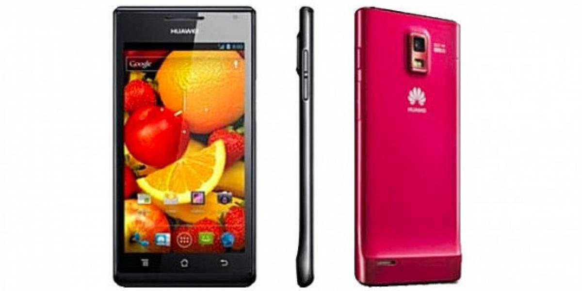Huawei anuncia llegada del Ascend P1 a Latinoamérica en Junio