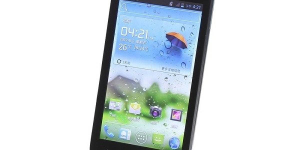 Huawei T8830, una apuesta de bajo coste