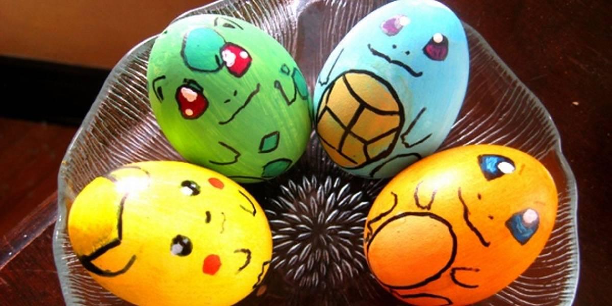 ¡Feliz Pascua! 10 Huevos de Pascua que hay que ver