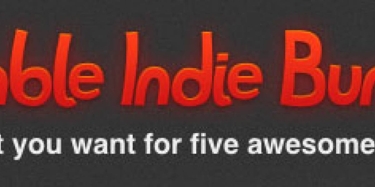Regresa el Humble Indie Bundle