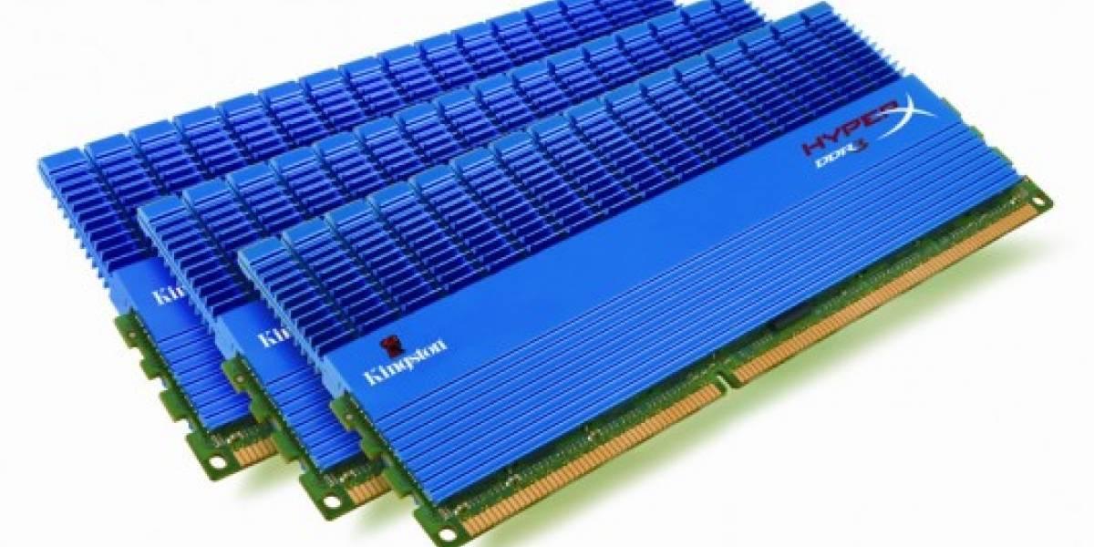 Kingston introduce nuevos módulos DDR3