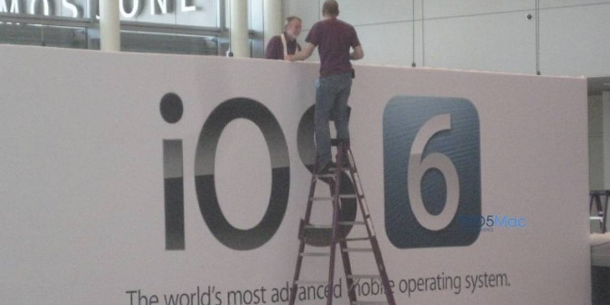 Confirmado: Apple presentará iOS 6 durante el evento WWDC 2012