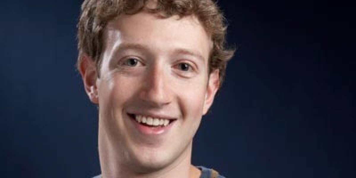 Mark Zuckerberg: el millonario más jóven de la lista de Forbes en EEUU