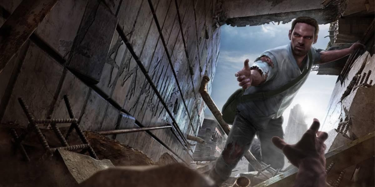 Ghost Recon: Future Soldier no sale para PC y I Am Alive en las dudas