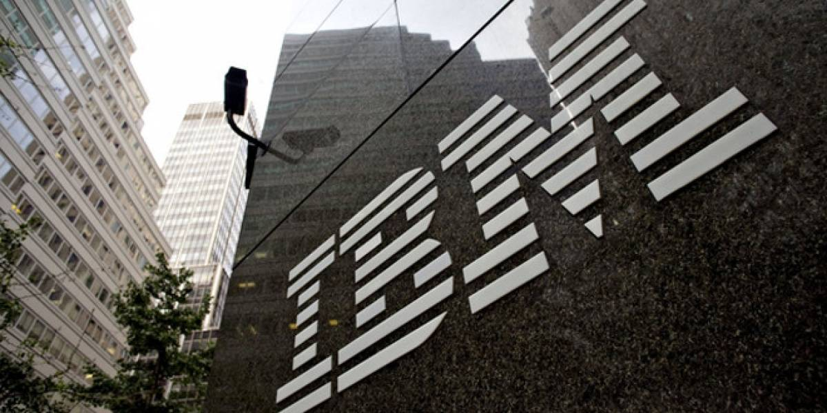 IBM sigue ganando mucho, pero mucho dinero