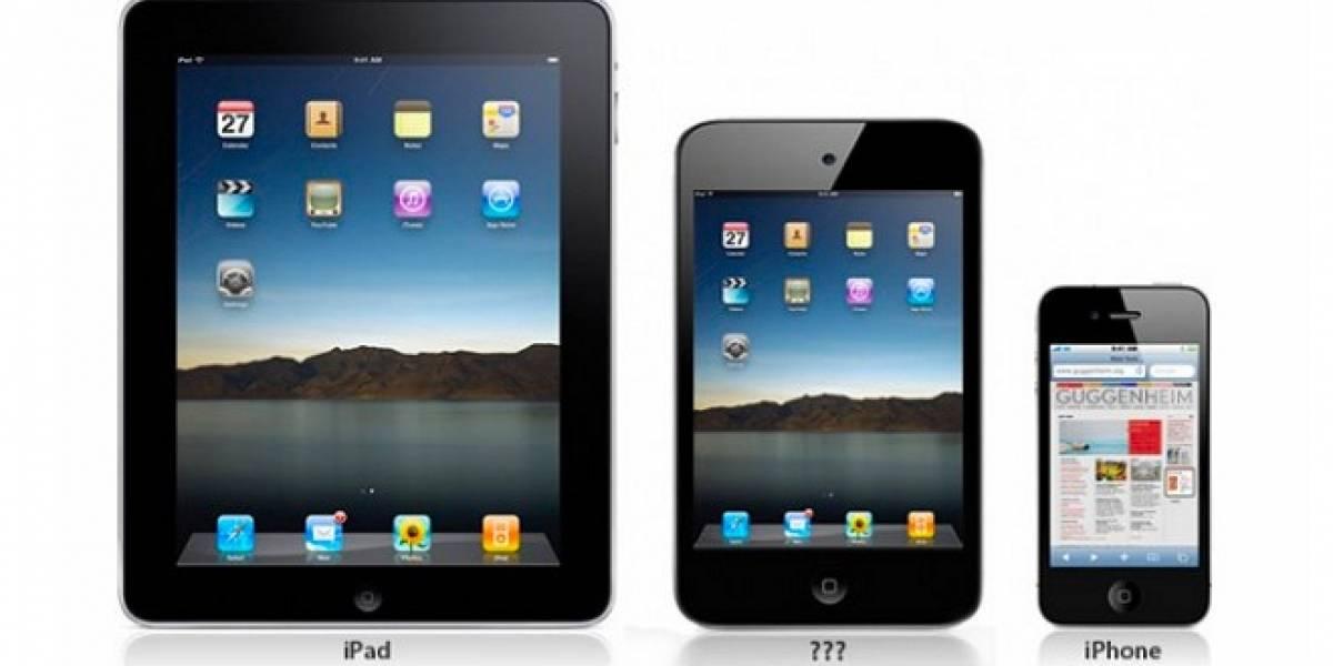 Apple podría lanzar iPad de 7.85 pulgadas en 2012