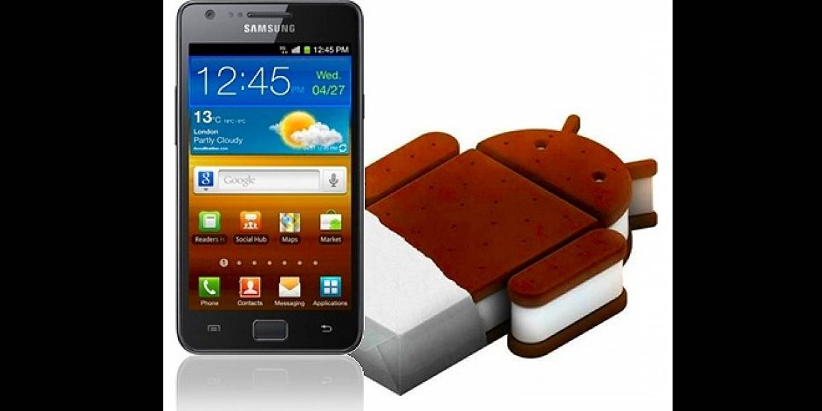 Chile: Movistar, Claro y Entel ya tienen disponible ICS para el Samsung Galaxy SII