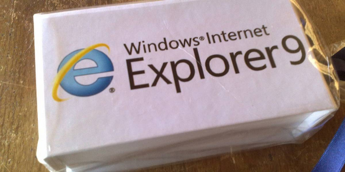 Internet Explorer 9 llega hoy