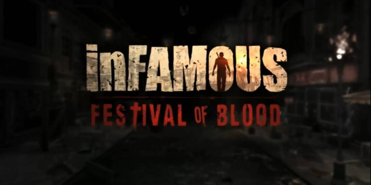 inFAMOUS: Festival of Blood, llega a la PSN con trailer y soporte para Move