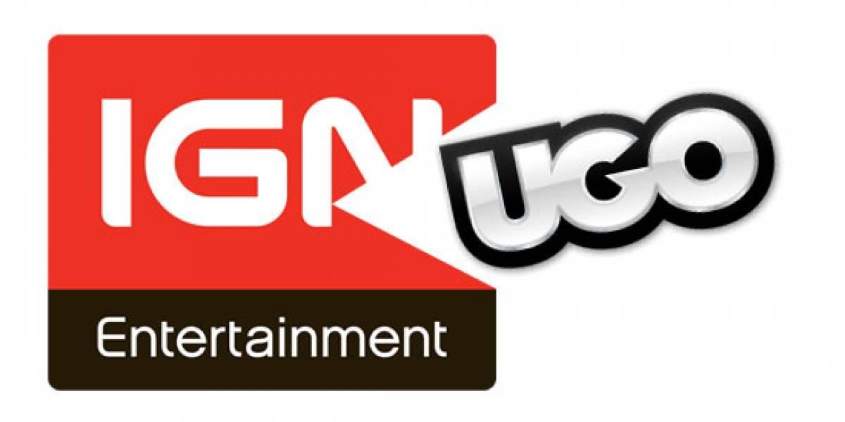 IGN compra 1UP, GameVideos, y el resto de UGO Entertainment