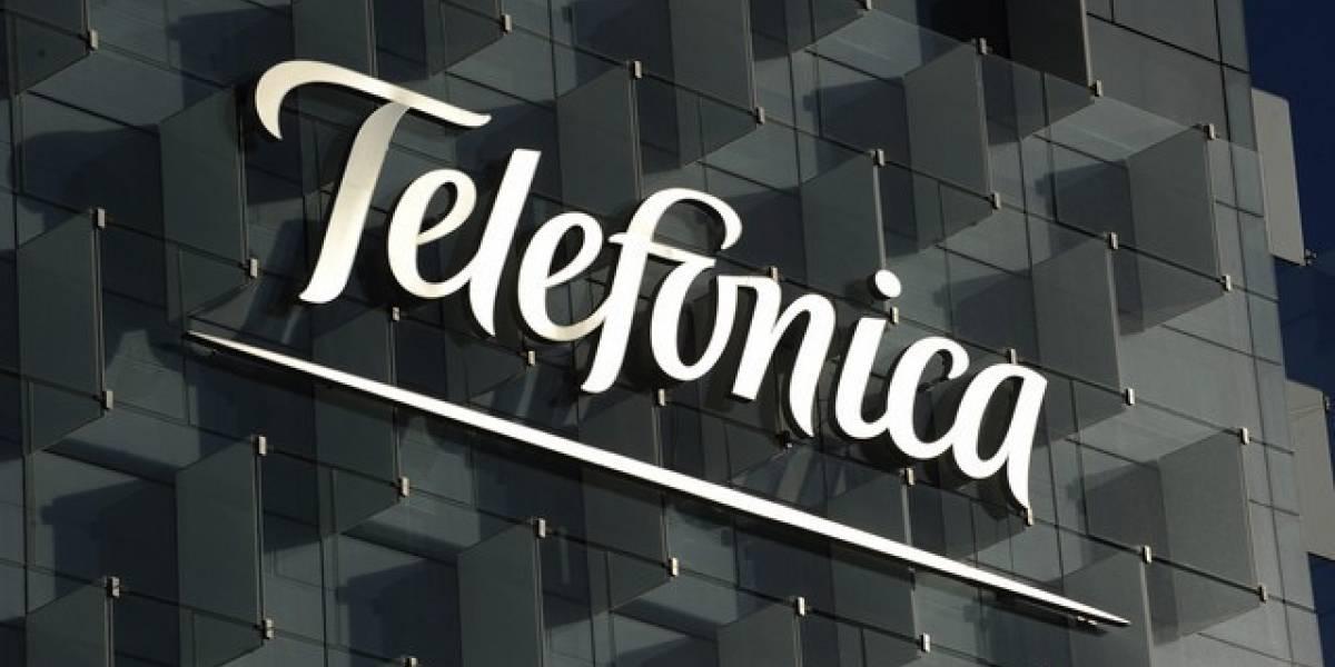 Grupo Telefónica ve decrecer sus ganancias un 46,9% durante 2011