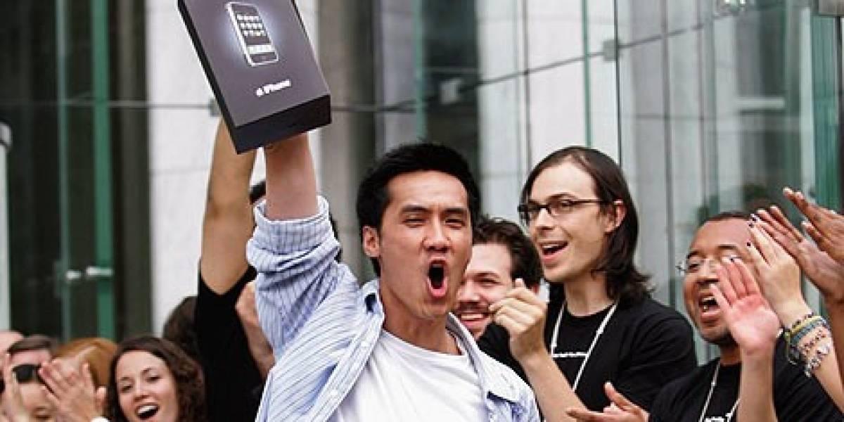 En Estados Unidos una de cada diez personas posee un iPhone