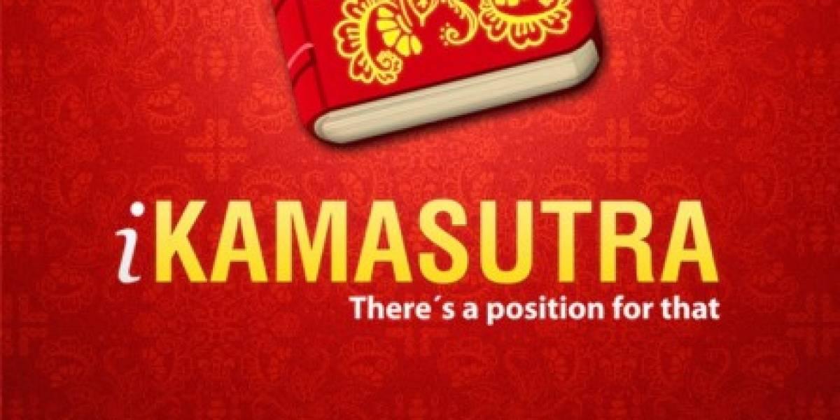 Retiran iKamasutra de la App Store y de Google Play