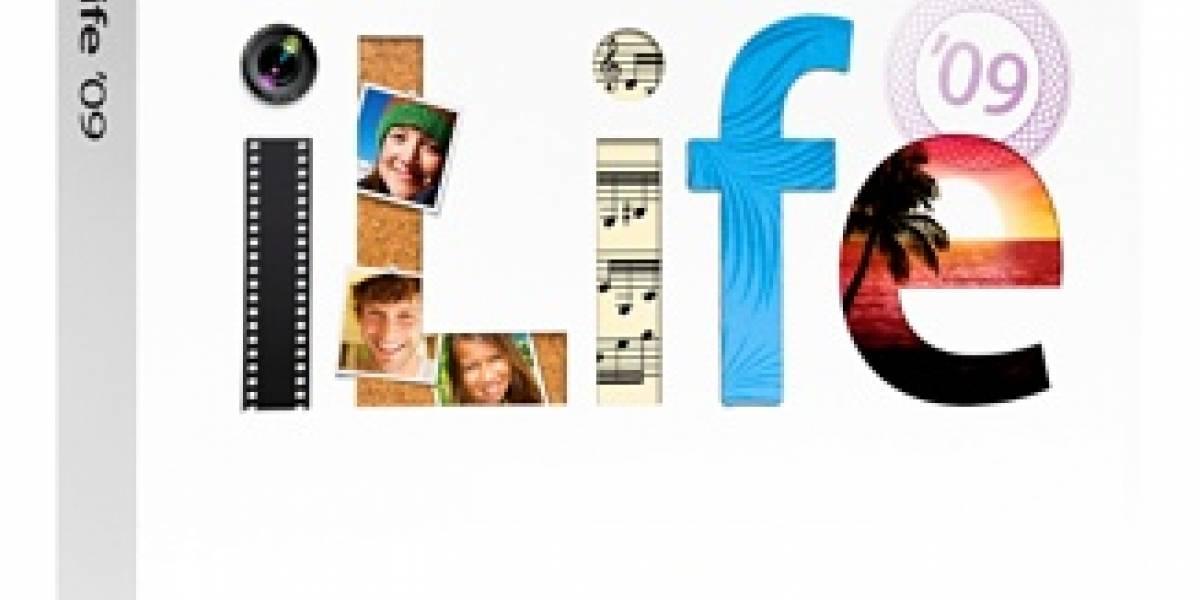 iLife 09 recibe nuevas actualizaciones