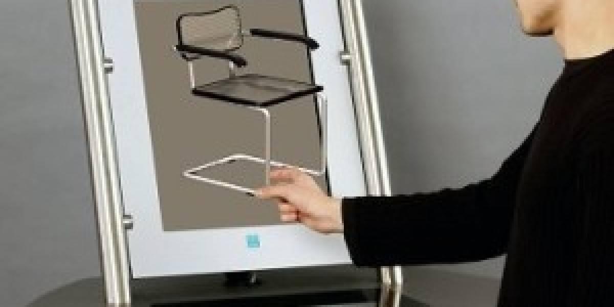 El Instituto Fraunhofer trabaja en un sistema 3D sin lentes