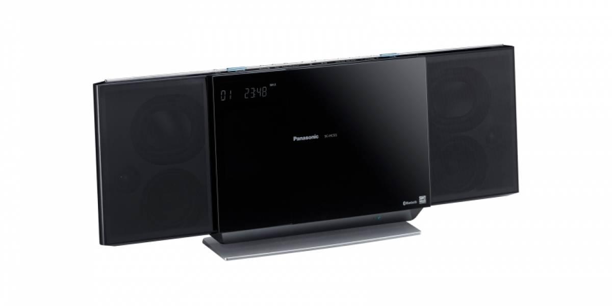México: Panasonic presenta nuevos microcomponentes de audio