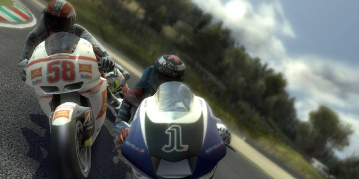 Actualización gratuita para Moto GP 10/11 en Xbox 360 y PS3