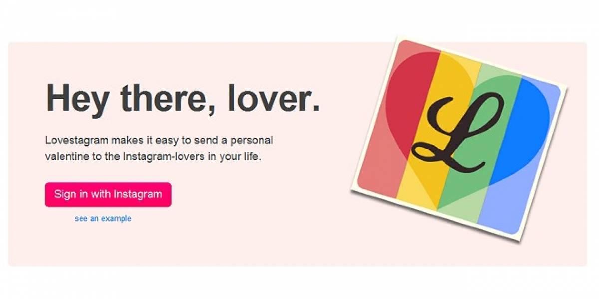 Novia de co-fundador de Instagram crea Lovestagram para este Día de San Valentín