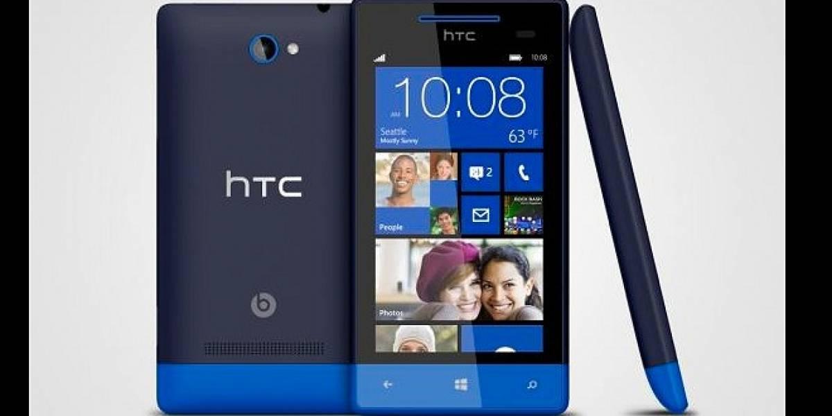 Las ventas de HTC en octubre caen en un 60%