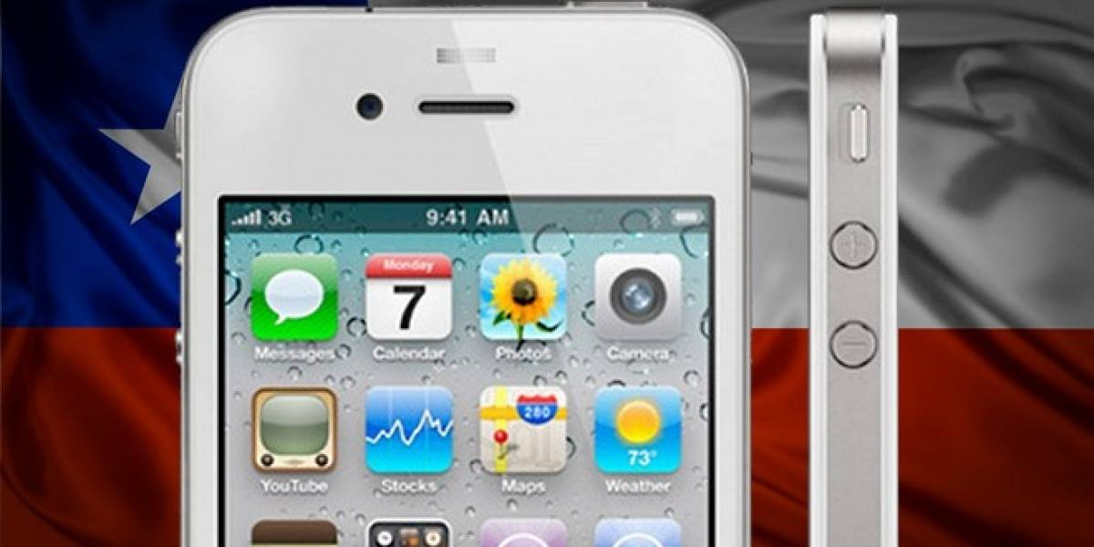 Chile: Comienza la preventa del iPhone 4S en Movistar