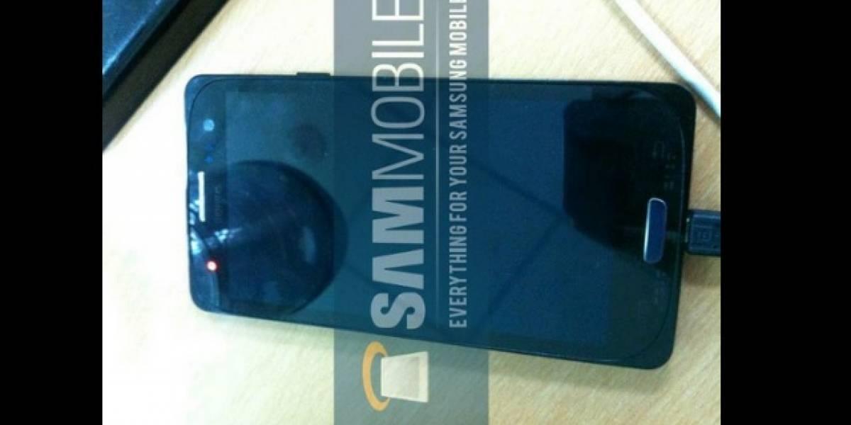 Se filtran nuevas fotos del Samsung Galaxy SIII
