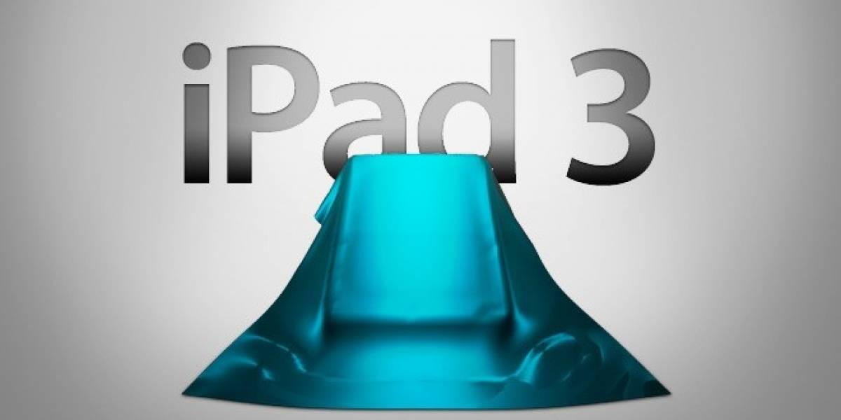 W Live: Revisa con nosotros el lanzamiento del próximo iPad