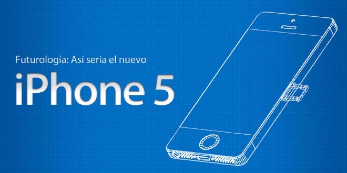 Futurología: Así sería el nuevo iPhone 5