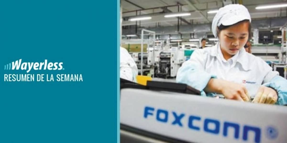 Actualización de PlayBook 2.0, reportaje a fábrica de Foxconn y más