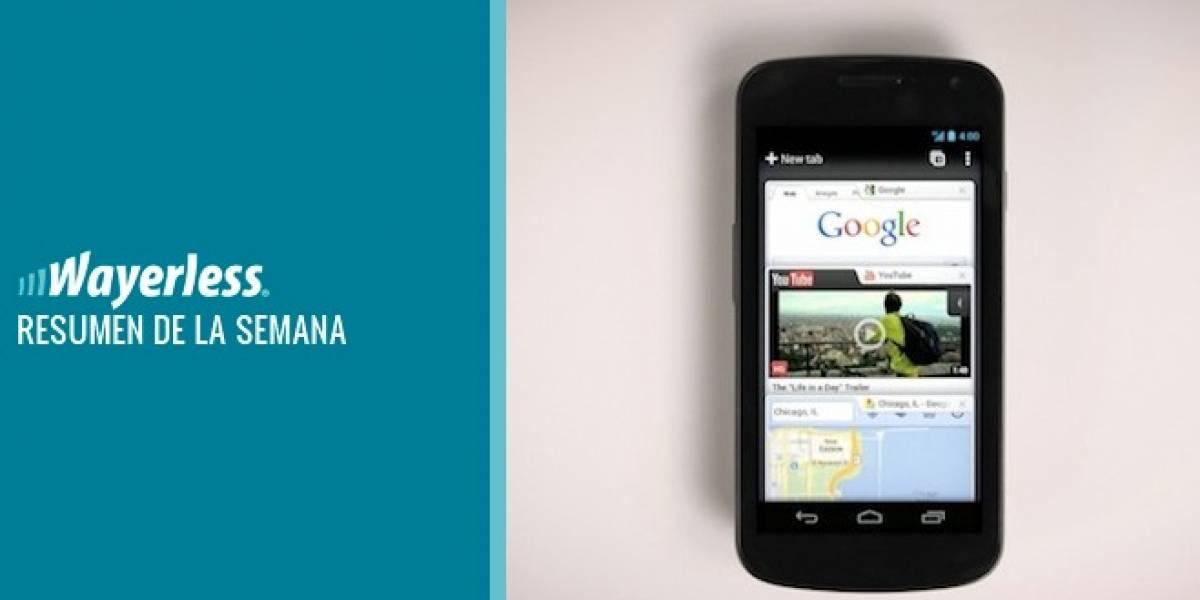 Chrome para Android, la llegada de Belle y más en lo destacado de la semana