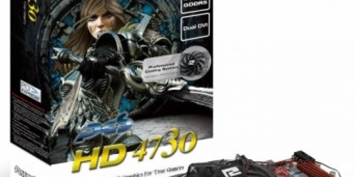 Aparece Radeon HD 4730
