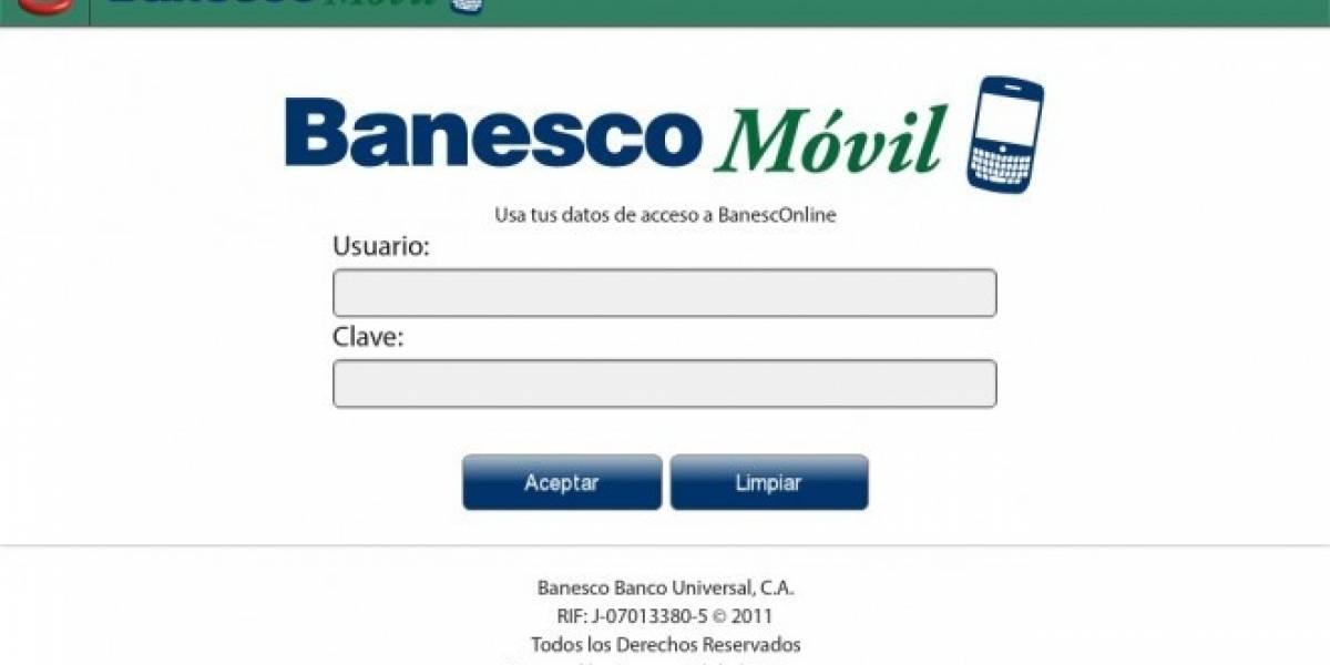 Venezuela: BanescoMóvil ahora permite consultar saldo de cupos Cadivi