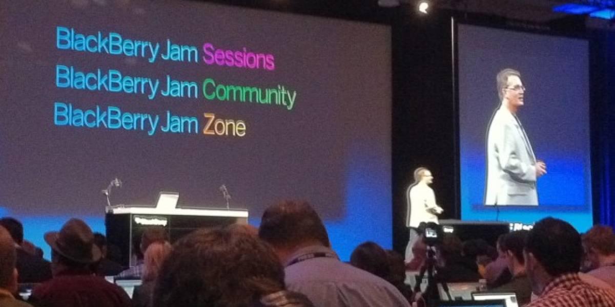 BlackBerry Jam, una plataforma de desarrollo colaborativo de RIM