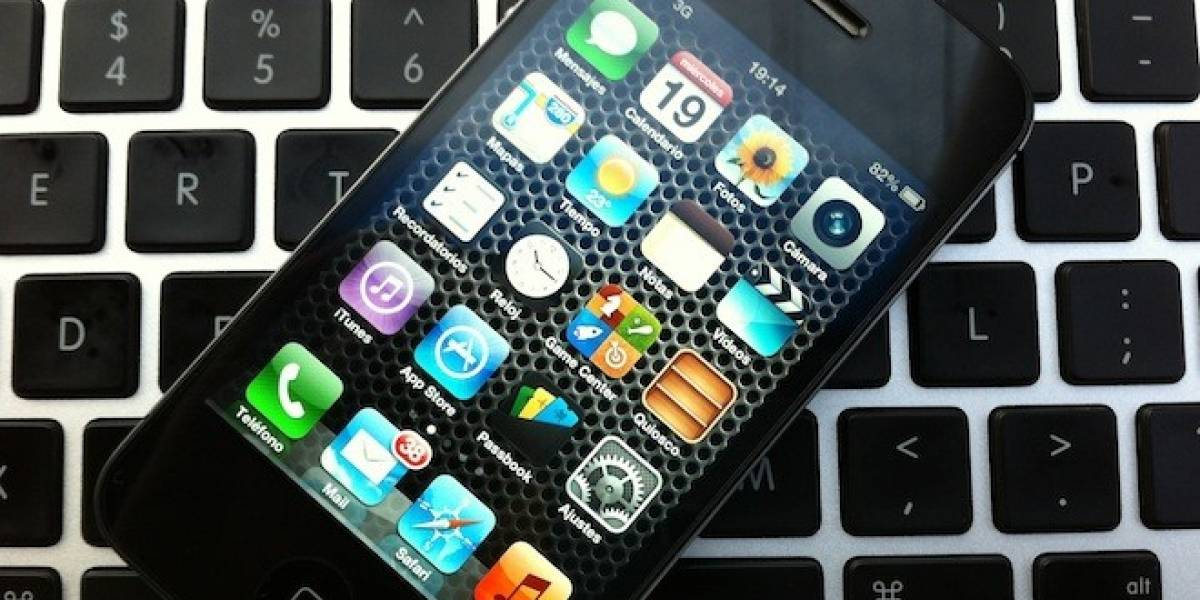 iOS 6 [W Labs]