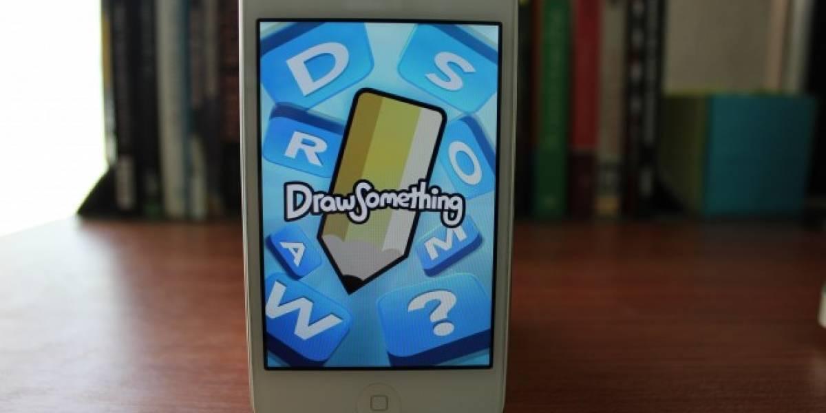 Draw Something se actualiza y añade 5 nuevas opciones