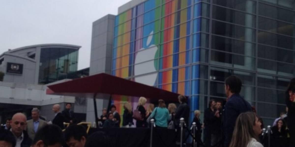 Esto pasó en el Lanzamiento del iPhone 5