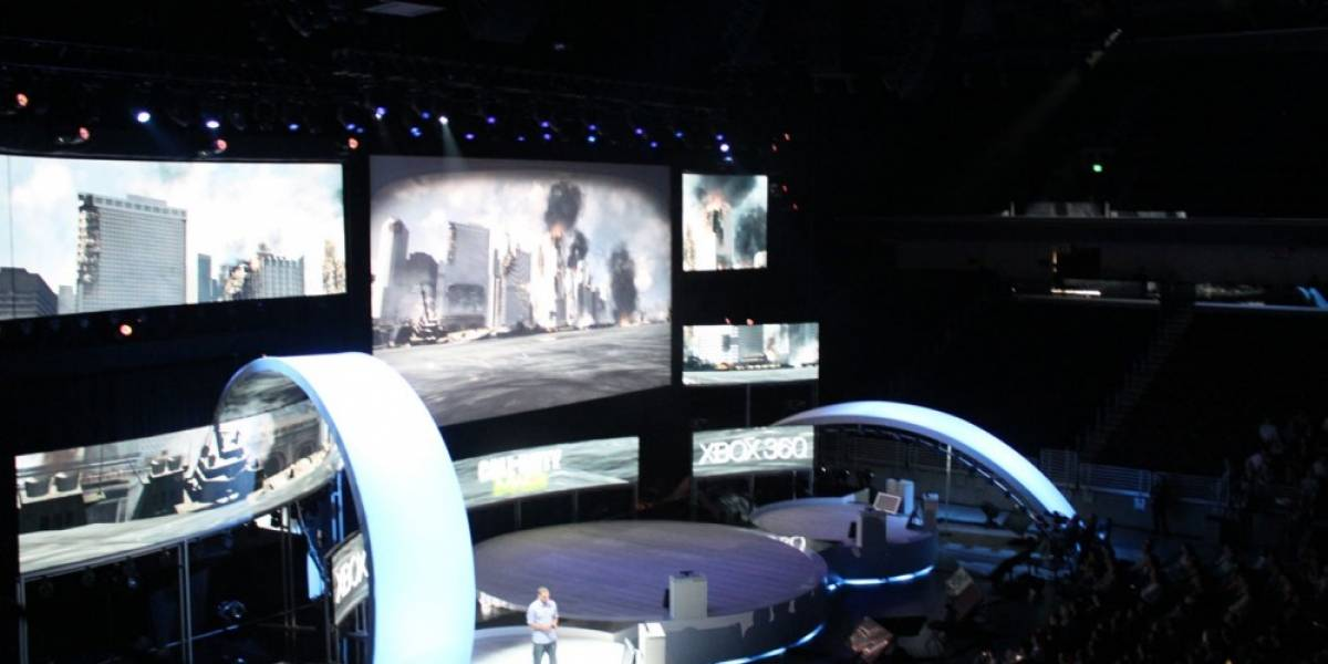 Asi se vió Modern Warfare 3 en la conferencia de Microsoft [E3 2011]