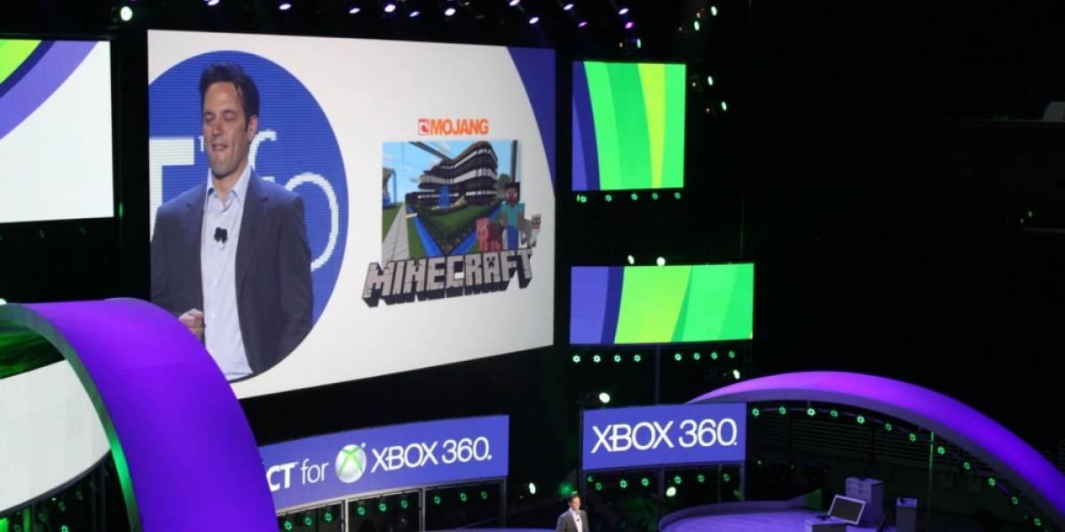 Minecraft llegará en exclusiva a Xbox 360 con soporte para Kinect [E3 2011]