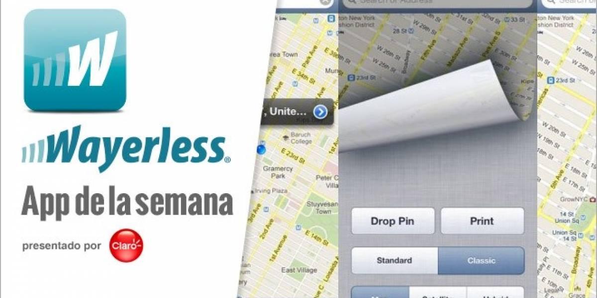 ClassicMap, la solución para volver a Google Maps en iOS 6