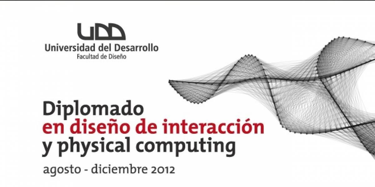 Diplomado Facultad de Diseño UDD: Presente y futuro están en la interactividad más allá de las pantallas