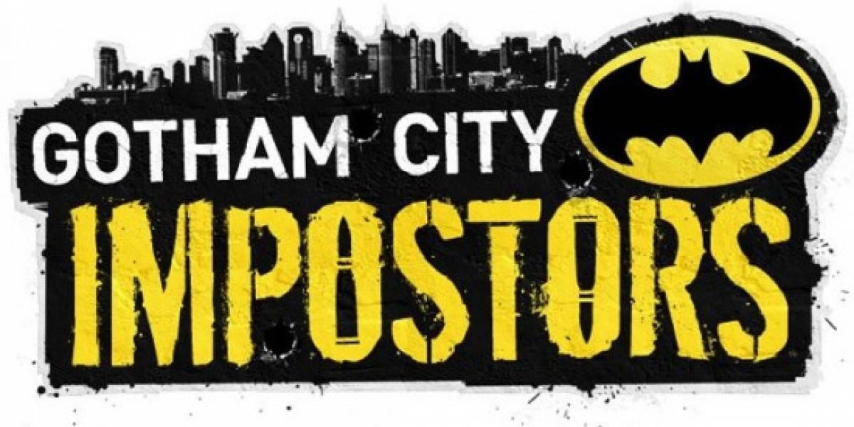 Monolith anuncia Gotham City Impostors, un FPS multijugador en Ciudad Gótica