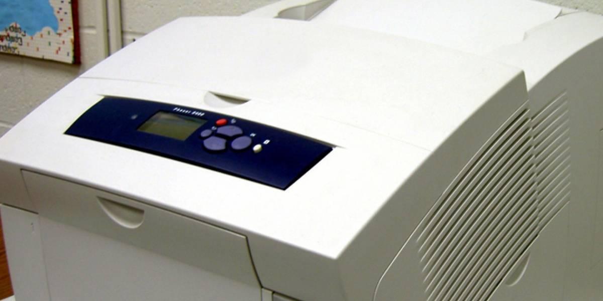 Una nueva técnica mediante láser permite eliminar la tinta impresa del papel