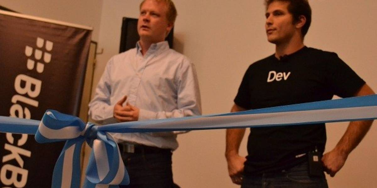Blackberry inauguró el primer centro de innovación tecnológica en Argentina