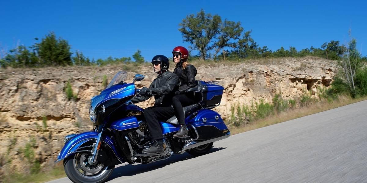Tres nuevos modelos ofrece Indian Motorcycle Chile