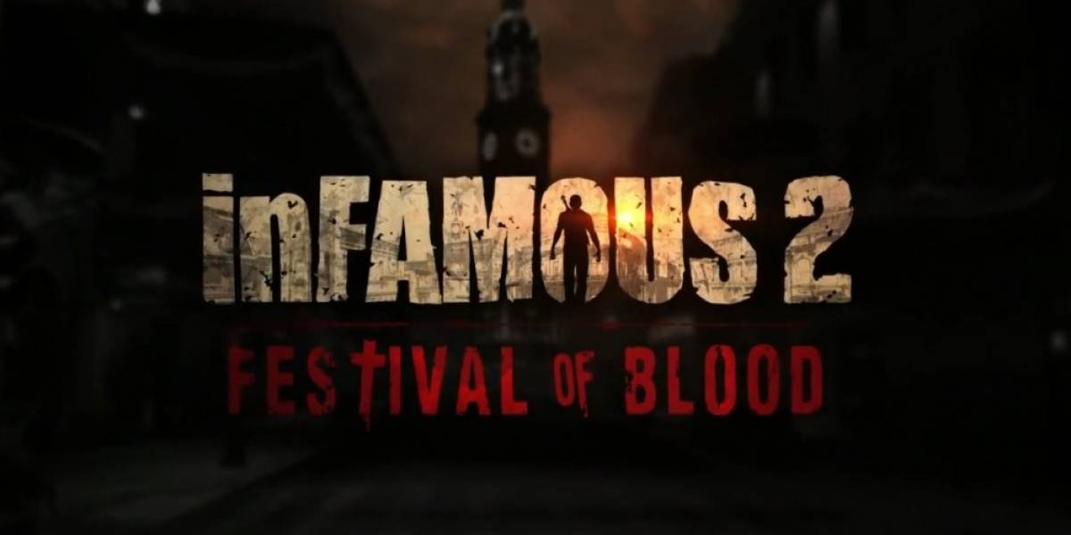 inFamous 2: Festival of Blood ya tiene fecha, incluyendo soporte para Move