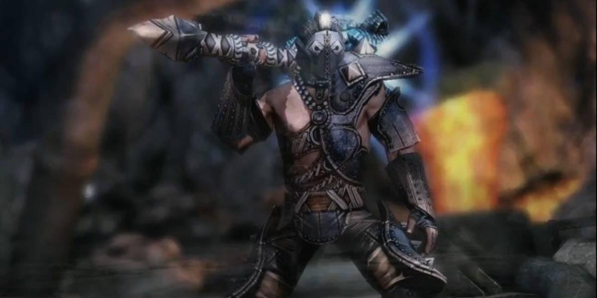 Infinity Blade Dungeons se estrena con trailer lleno de gloria