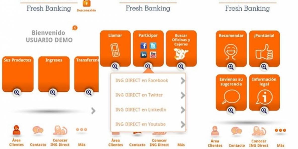 ING Direct España lanza su aplicación para Android